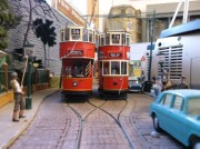 "Open Fronted LCC E/1 1929/30 ""Subway"" & 1928 HR/1 Tramcars in 1/43rd scale"