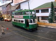 "Liverpool Corporation ""Baby Grand"" Tramcar in 1/43rd scale"