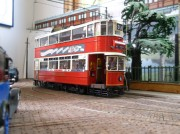 LCC type E/3 and HR/2 Double Deck Tramcar in 1/43rd scale