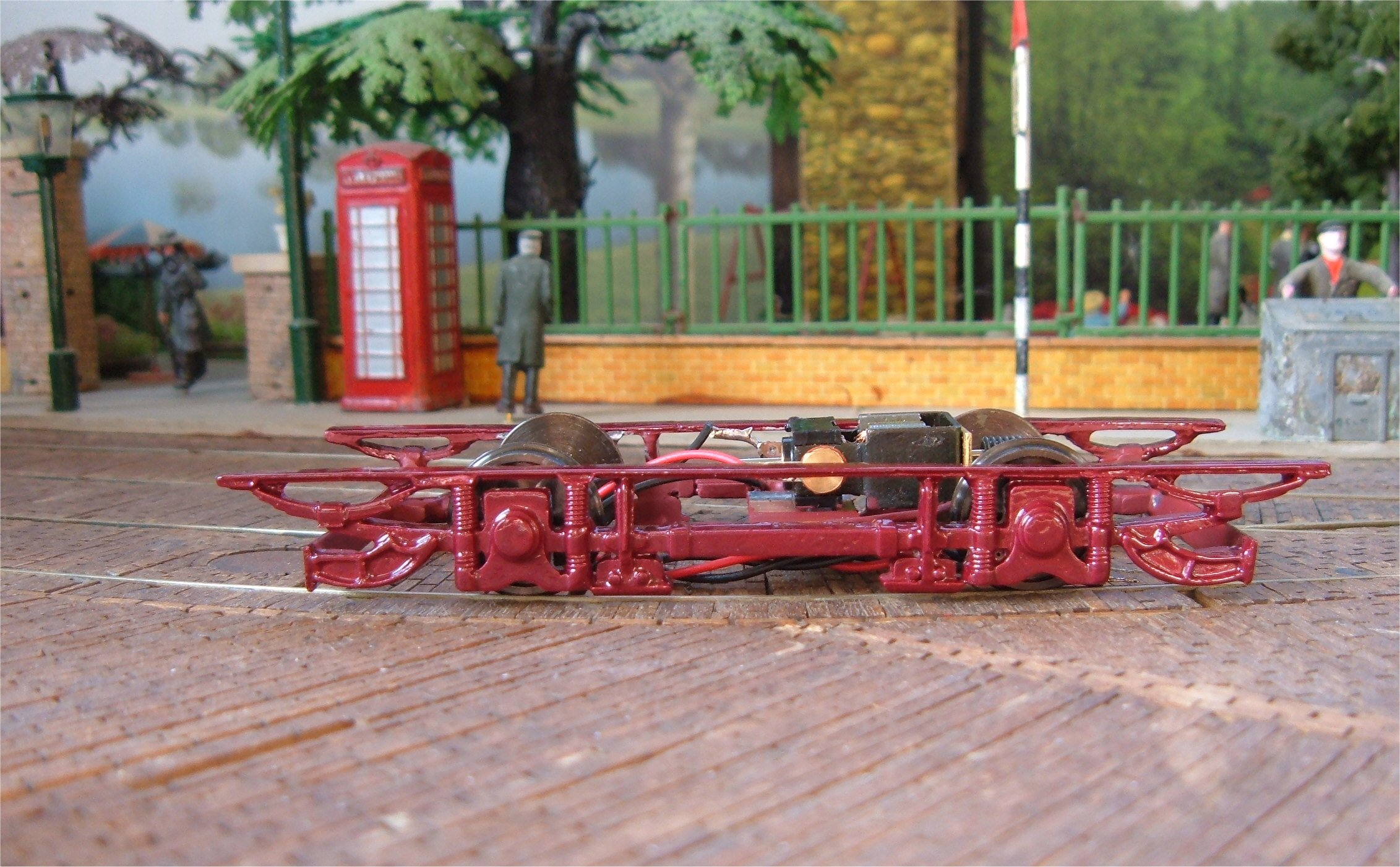 Terry Russell Trams Tramway Modelling News And
