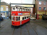 The prototype build of an '0' Gauge kit of London E/1 tram