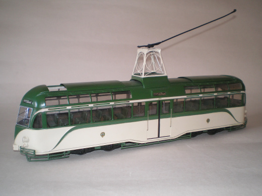 "BLACKPOOL BRUSH ""RAILCOACH"" KIT"
