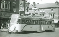 "Blackpool Brush ""Railcoach"""